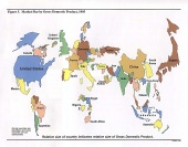 Market Size By Gross Domestic Product - 1996