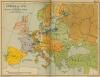 Europe after Treaties of Utrecht & Nystad (1721)