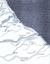 The Gothic Line and the Rimini Line - 26th August - 22nd September 1944