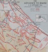 The Advance to Rimini, actions at Coriano Ridge - 13th September 1944
