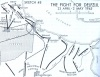 The Fight for Delfzijl - 23 April - 2 May 1945. Sketch map 48 by Maj. CCJ Bond