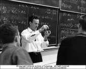 Feynman at the California Institute of Technology
