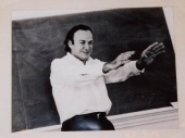 Feynman's on the third floor of Jadwin Hall, Princeton