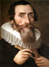 JOHANNES KEPLER. Germany (1571-1630)