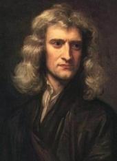 SIR ISAAC NEWTON. England (1643-1727)