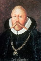 TYCHO OTTESEN BRAHE. Scania, Denmark (1546-1601)