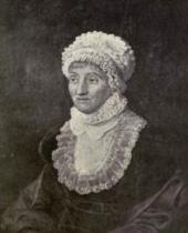 CAROLINE HERSCHEL. Hanover, Germany (1750-1848)