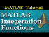 In Build MATLAB Integration Functions