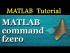 Using MATLAB command fzero