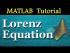 Newton Raphson | Lorenz equation