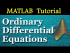 Intro to Ordinary Differential Equations & Euler's Method