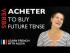 Acheter (to buy) — Future Tense