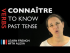 Connaître (to know) — Future Tense