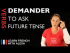 Demander (to ask) — Future Tense
