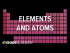 Elements and atoms | Atoms, compounds, and ions | Chemistry | Khan Academy