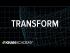 Transformations, part 2