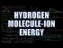Hydrogen Molecule-Ion 1: Energy