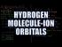 Hydrogen Molecule-Ion 2: Orbitals