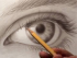 How to Draw Realistic Eyes (Photorealistic)