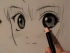 How to Draw Manga Eyes, Four Different Ways (Part 1)