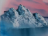Mountain in an Oval