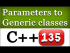 Default Data Types as Parameters to Generic Classes
