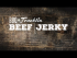 Cooking Homemade Beef Jerky