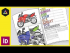 Create a Scamp, Designing For My InDesign Composition