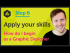 'Apply your skills' Ho