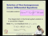 Time Response of Linear Dynamical Systems