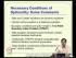 Optimal Control Formulation Using Calculus of Variations