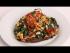 Bacon & Spinach Stuffed Portobello Mushrooms Recipe (Episode 401)