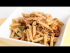 Creamy Pasta w/ Chicken and Bacon Recipe (Episode 822)