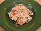 Creamy Tagliatelle w/ Seared Scallops & Roasted Veggies Recipe