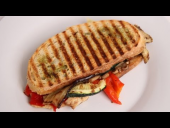 Grilled Veggie Panini Recipe (Episode 392)
