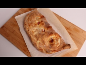Homemade Calzone Recipe (Episode 351)