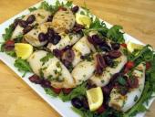 How to Make Grilled Calamari (Episode 50)