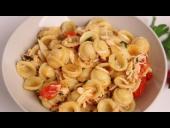 Orecchiette with Crab Recipe (Episode 372)