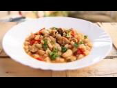 Pasta Fagioli with Mussels & Nonna Recipe (Episode 629)