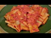 Pasta with Cream and Pancetta (Episode 232)