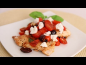 Sauteed Chicken w/ Tomatoes & Goat Cheese Recipe (Episode 521)