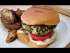 Spinach Turkey Burgers Recipe (Episode 119)
