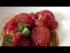 Turkey Meatballs in Cacciatore Sauce Recipe (Episode 189)