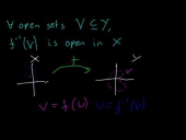 Continuity of Functions Between Metric Spaces (Part 2)