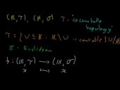 Sequential Continuity Counterexample