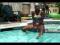 Egg Beater Kick for Synchronized Swimming