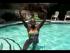 Alligator Sculls for Synchronized Swimming