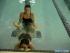 In-Water Breaststroke Leg Movement Practice