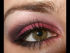 Lady Gaga: Makeup Inspired Glamour Hot Pink & Black
