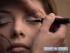 Applying Liquid Eyeliner on the Top Eyelid